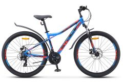 Горный велосипед  Stels Navigator 710 MD 27.5 V020 (2020)